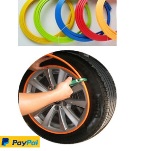 Alloy Wheel Protector and alloy wheel protection offers excellent protection against damag...
