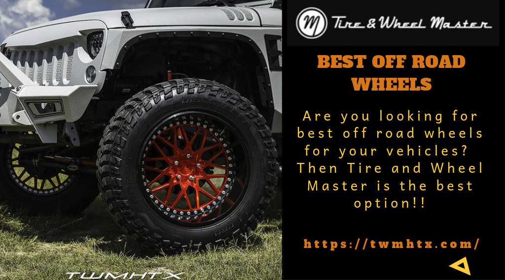 Are you looking for best off-road wheels for your vehicles?  Then Tire and Wheel Master is...