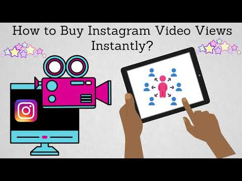 Are you interested to get millions of new and advance people on your Instagram video quick...