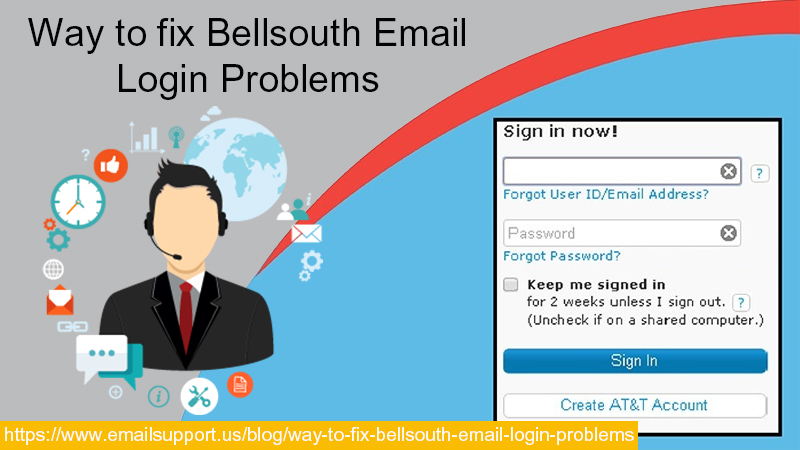 BellSouth Email Login Problemscan also be an issue the user might encounter while using ...