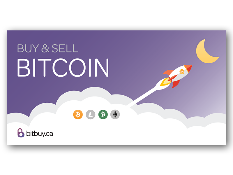 Bitbuy: Is Where to Buy Bitcoins in Canada!