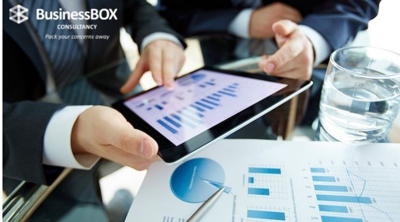 BusinessBOX offers #Financial #Advisory #Services our first aim is to make our client comf...