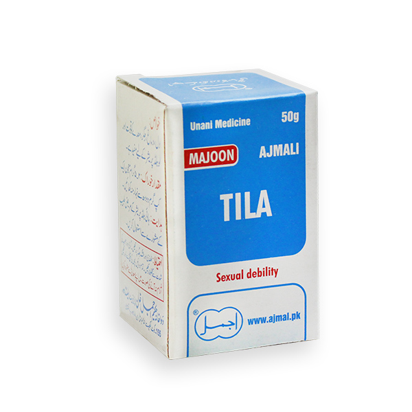 Buy Majun Tila Ajmali for strengthens heart, liver, nerves, effective in sexual debility a...