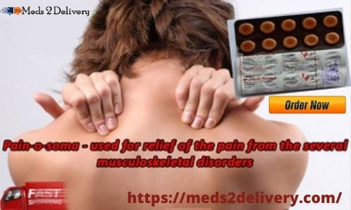 Buy Soma Online, usually over the counter (OTC) pills can do the job of giving a person ba...