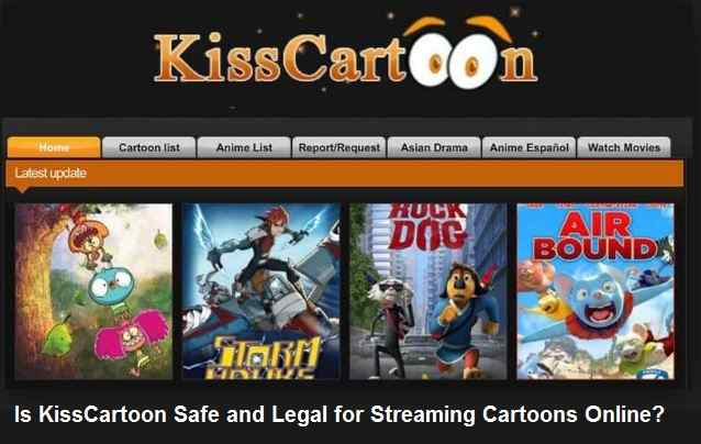 Check out KissCartoon website and watch all your favorite movies or Anime shows at free of...