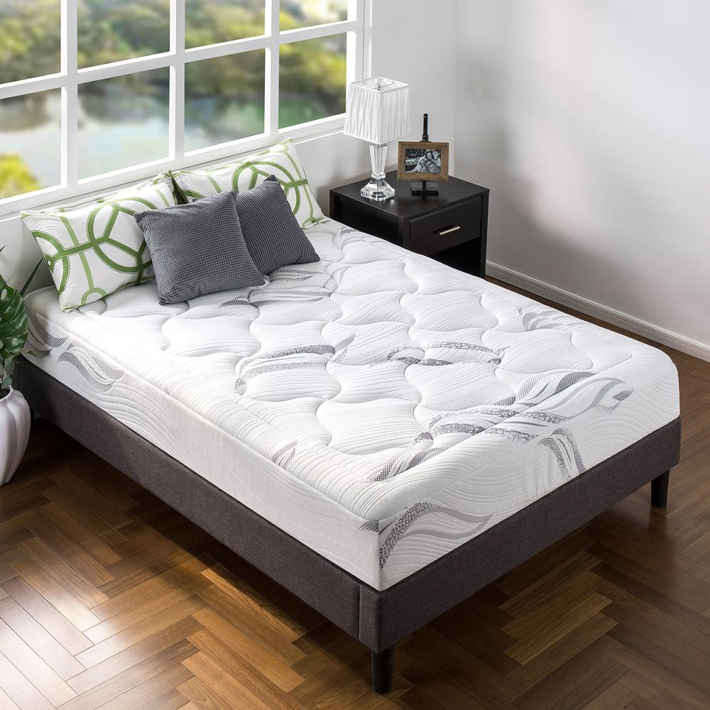 Determine the size of your bed and look up memory foam mattresses in UAE's premium online stores.