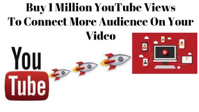 Do you want to connect a maximum number of audiences with your videos? Buy 1 Million YouTu...