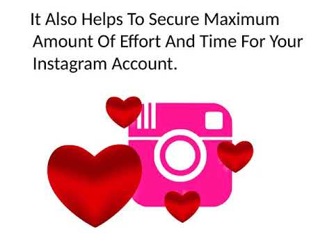 Do you actively want to gain real and secure audience on your Instagram photos? You can cr...
