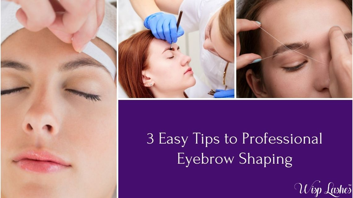 Do you want neat and clean eyebrow shaping? Here's the best deal, check 3 easy and simple ...