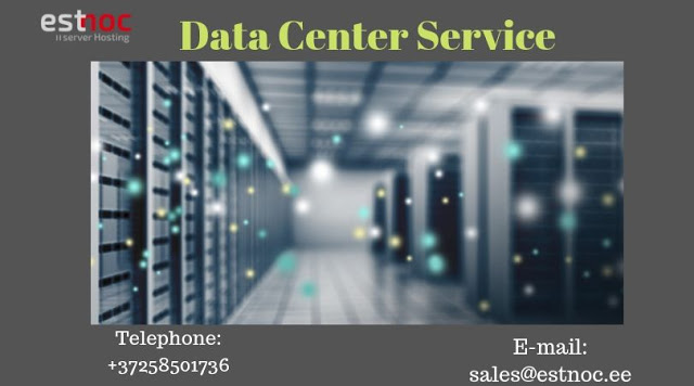 Estnoc offer #Data #Center Services, so now you can easily take care of the most important...