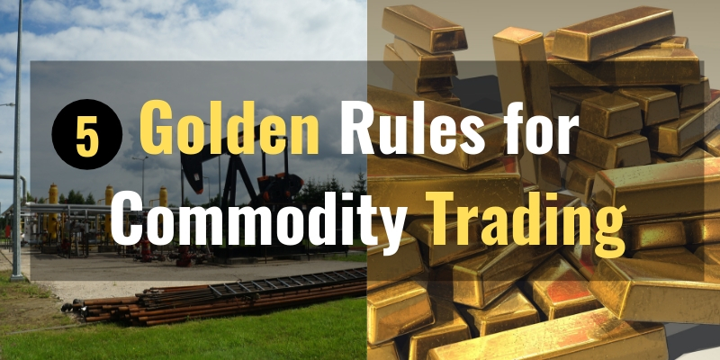 For successful Comex trading you should follow smart strategies. Listed here are 5 golden ...