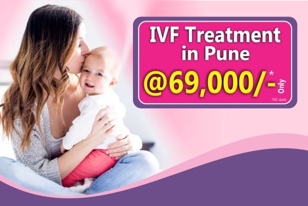 Get affordable IVF Treatment Cost in Pune starting @ just Rs.69,000/- only. Book a Free Co...