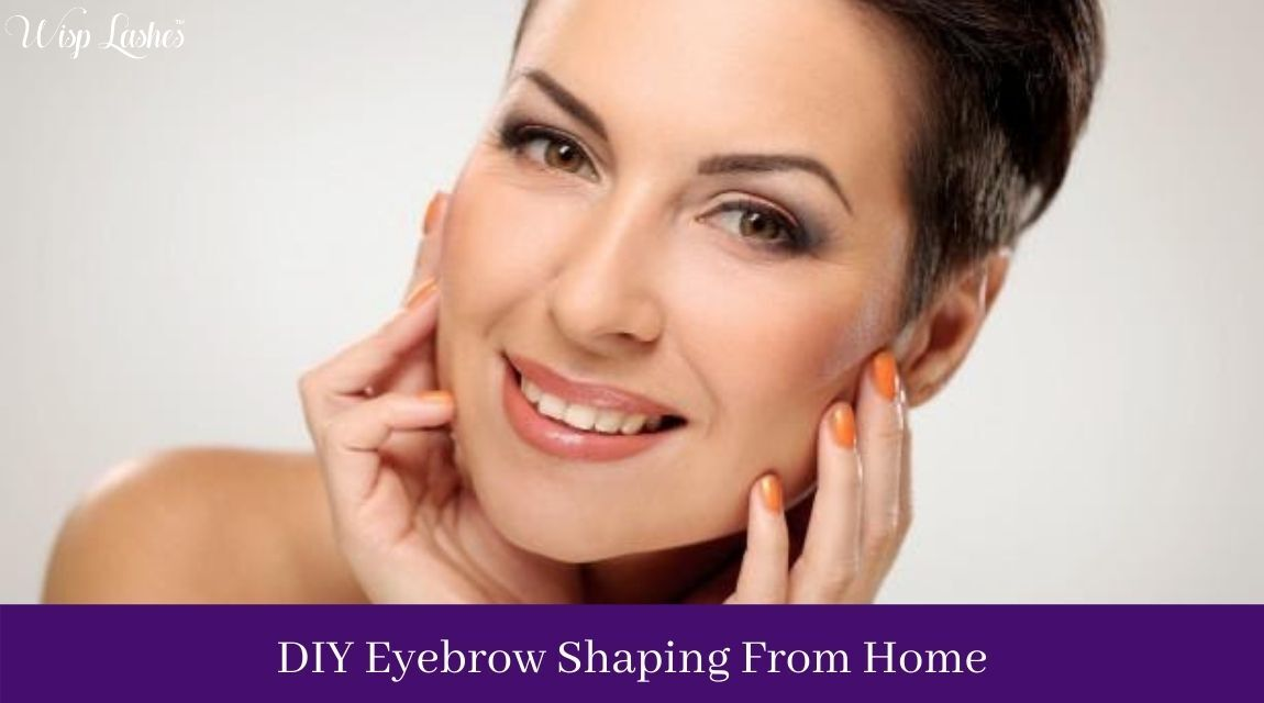 Get charming and vivacious looks with the best eyebrow shaping services in Knoxville at Wisp Lashes.