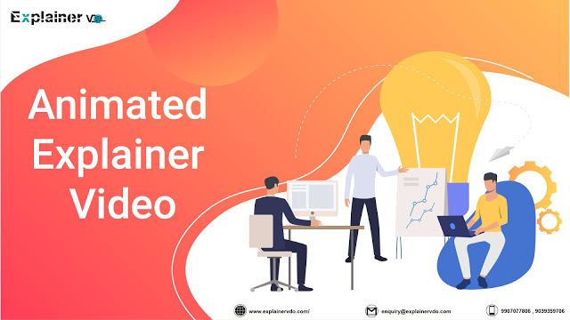 Get the best quality Animated explainer video to present your business products and servic...