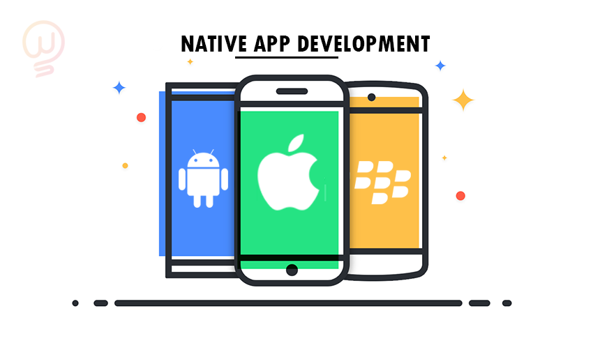 Get to know all about the merits of Native Mobile App Development beginning from attractin...