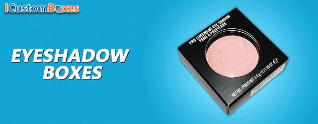 Grab beautiful designed Custom Eye shadow Boxes Wholesale Custom Eye shadow Packaging Boxe...
