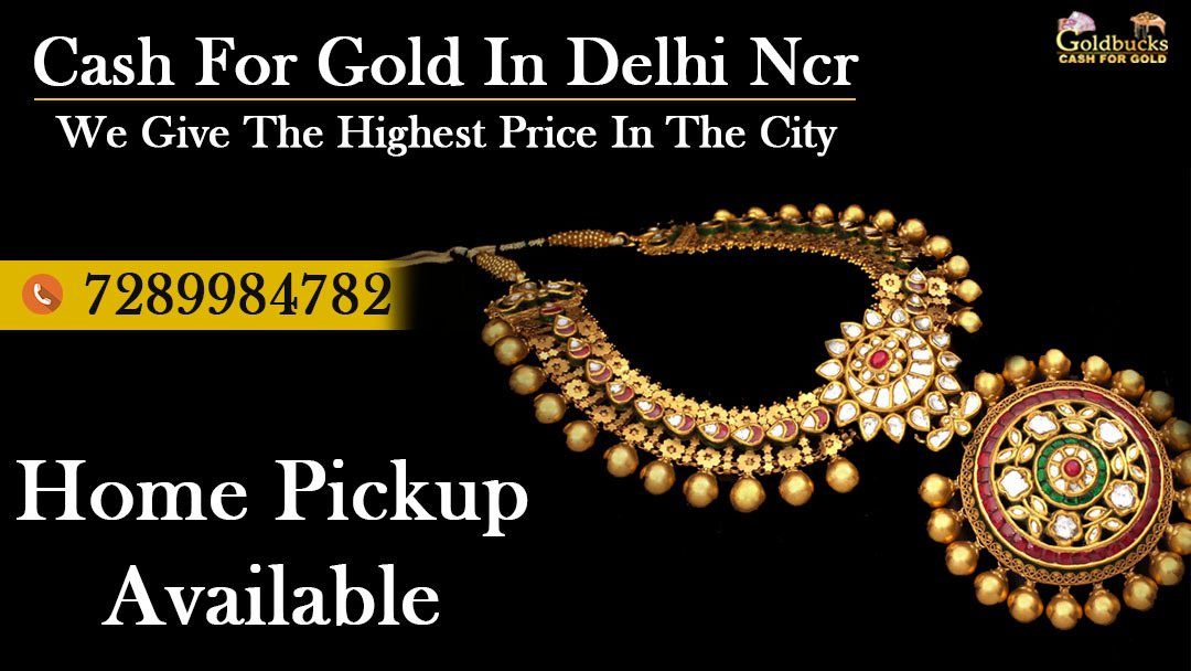 If You are looking for Gold buyers near me in Delhi Ncr.  we at Cashfor Gold & Silverkings...