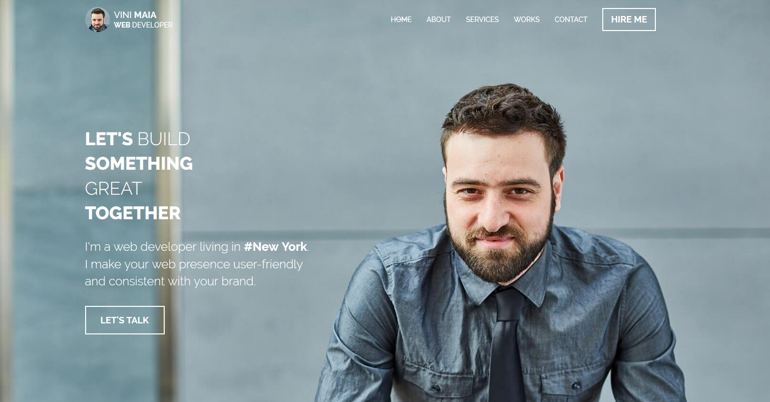 I'm a web developer living in #United States. I make your web presence user-friendly and c...