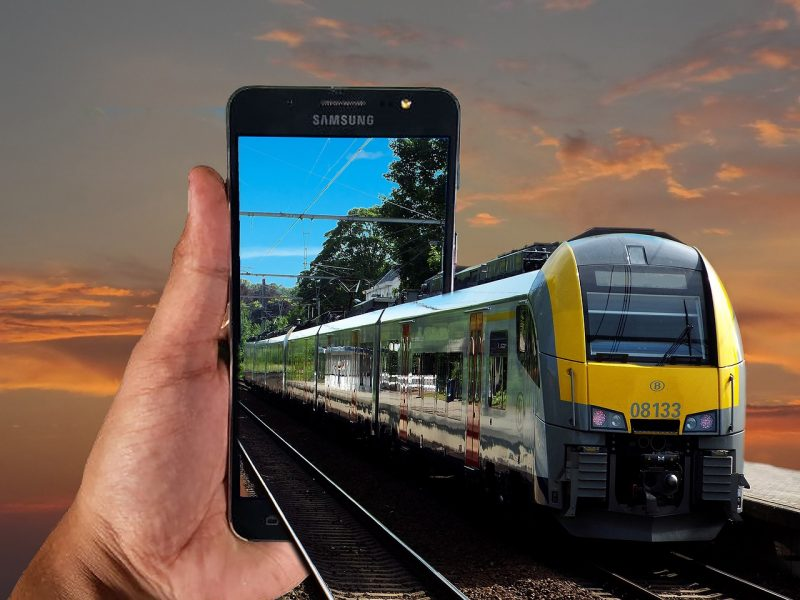 Indian Railways extend its services with digitization. Now passengers can check their trai...