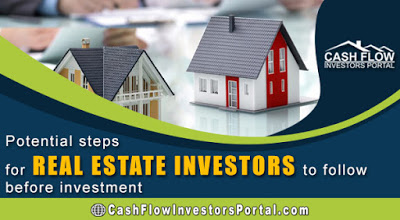 Investment in real estate needs an ample amount of learning, exploration, and patience. Re...