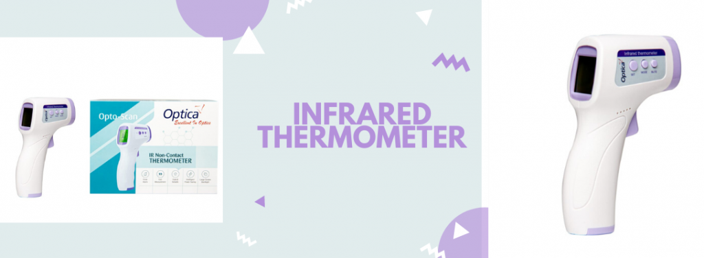 IR Thermometer : Are you in need of Handheld Non-Contact/Contactless Thermal Temperature G...