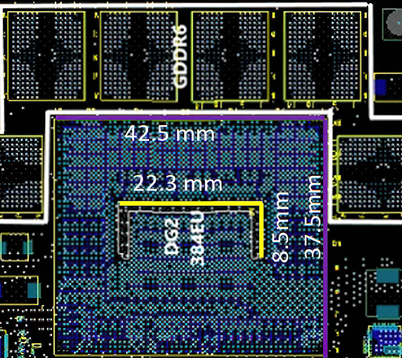 It was just a day ago when we saw a leaked photo of Intel's upcoming mobile processor, T...