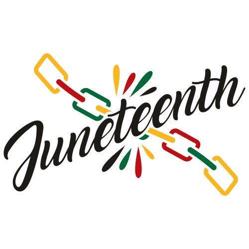 Juneteenth SVG file available for instant download online in the form of JPG, PNG, SVG, CD...