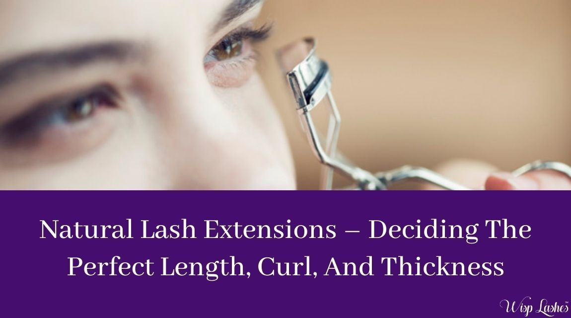 Lash extensions look gorgeous when done right. If you're trying it out for the first tim...