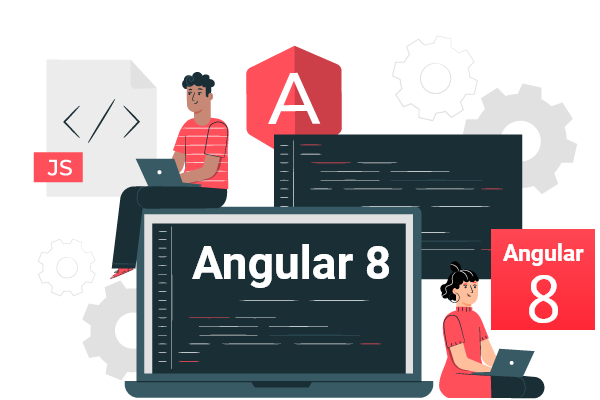 Learn Angular JS 8 Online Training & Certification Course by Mildaintrainings. Angular 8 i...