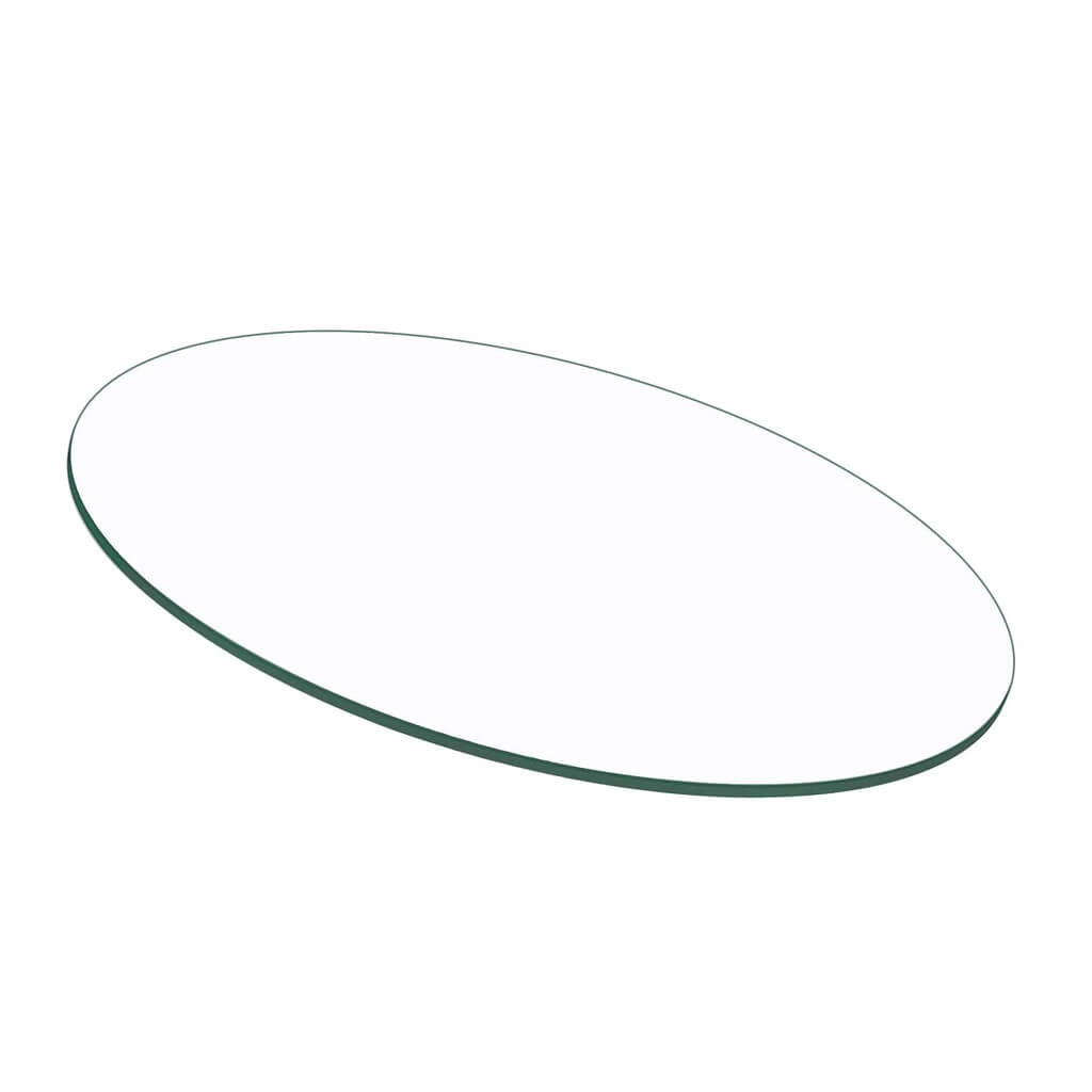 Looking for the best Custom Cut Glass Solutions? Choose the premium quality Oval Cut Glass...