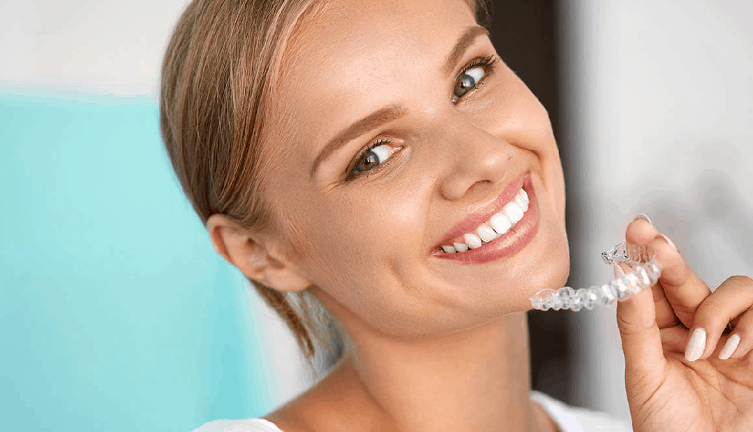 Looking for the transparent braces? Invisalign braces are the perfect solution to your sea...