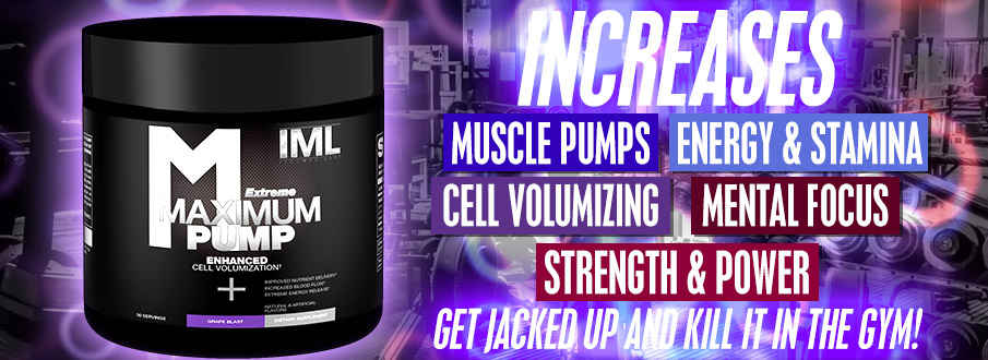Mag Labs Extreme Maximum Pump Canada USA Review:Goes down smooth! Refreshing Pre-Workout...