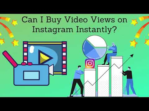 Are you really looking to enhance numbers of viewers to your Instagram video fast? You ca...