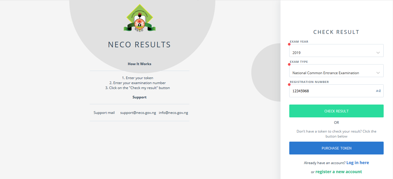 NCEE Result Checker 2021-2022 Is Out   How to check your National Common Entrance NCEE Exa...