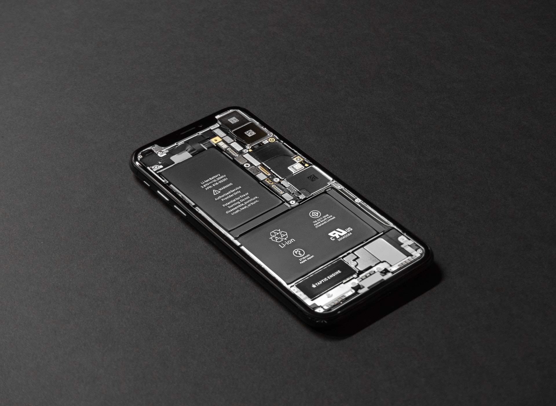 Our experts have a proven repair history for iPhone battery replacement for all the models...