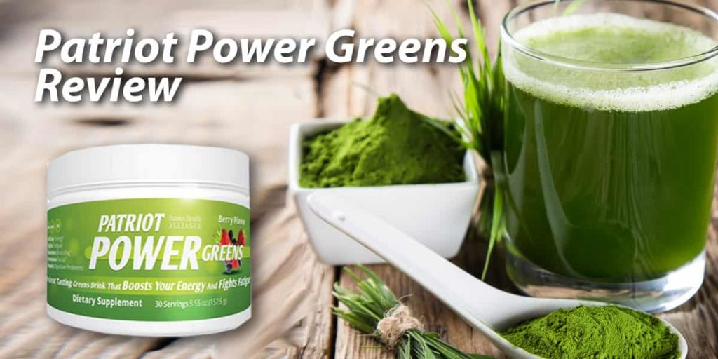 Patriot Power Greens is a naturally formulated powdered drink to support health and fitnes...