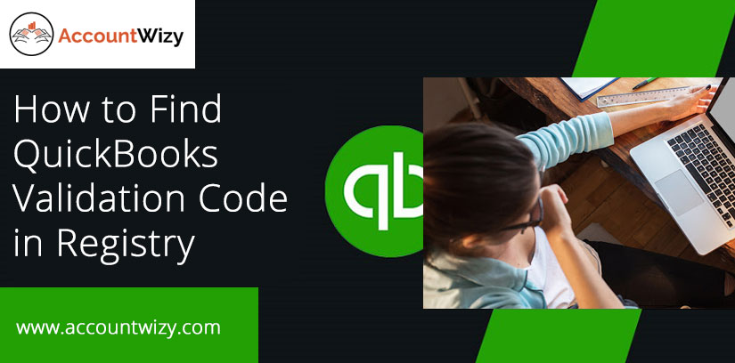 Read, and learn, 'How to find the QuickBooks validation code in registry?' with some easy ...