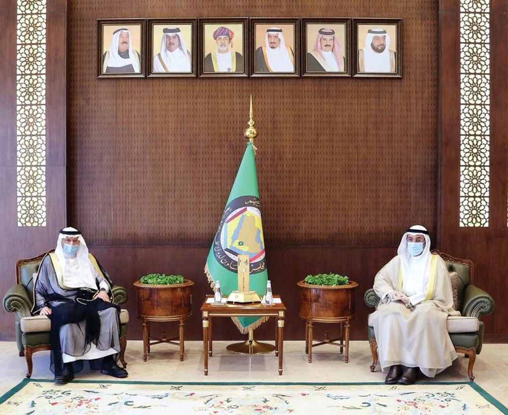 RIYADH: The secretaries-general of the Organization of Islamic Cooperation (OIC) and the G...