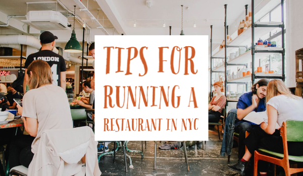 Running a restaurant in New York City is no easy task. Many locally-owned restaurants have...