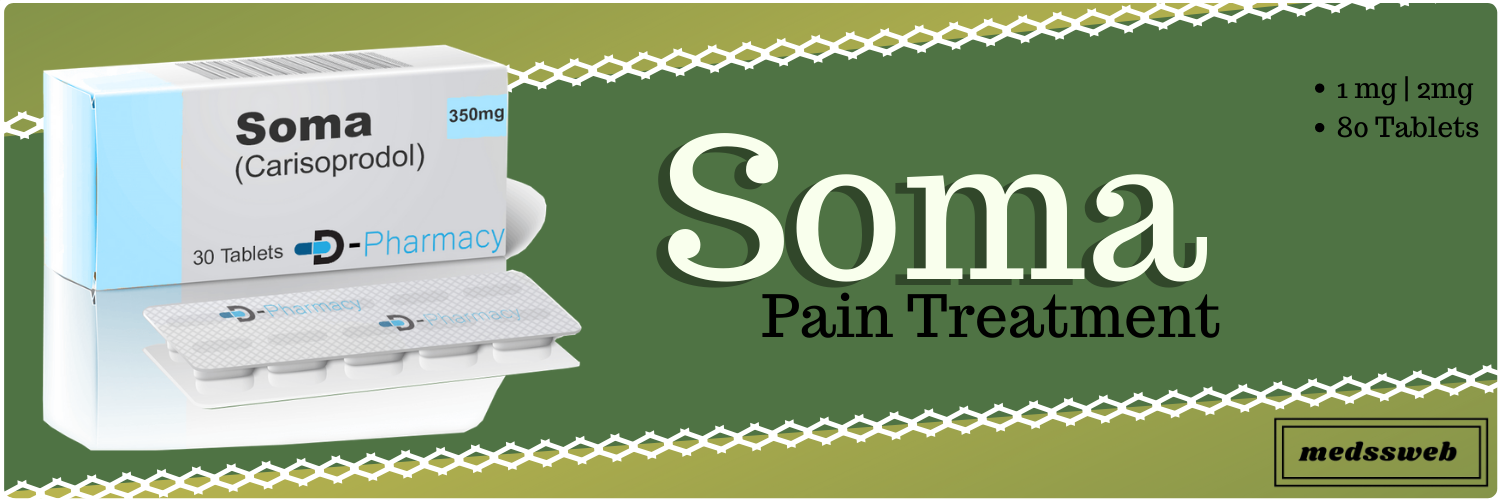 Soma is the popular medicine in the treatments of the pain, and it nowadays became a commo...