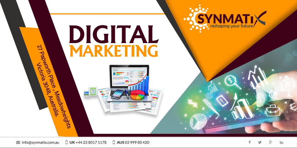 Symatix offers a wide range of Services like Web Design and Development, SEO and all types...
