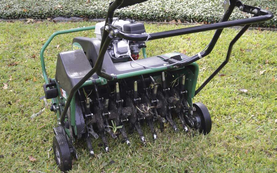 The benefits of aeration are clear, but often it is hard to determine the best time to aer...