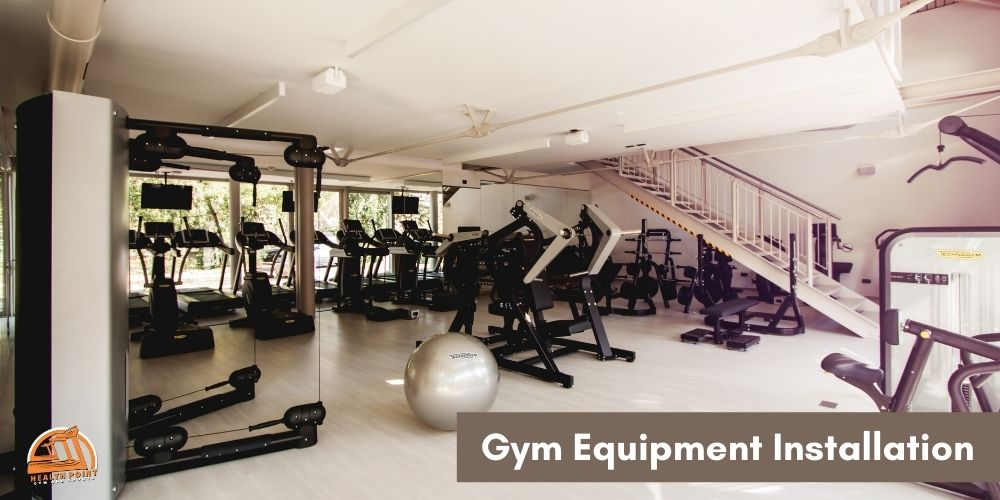 The best gym equipment installation services? Get fitness equipment assembly Services at a...