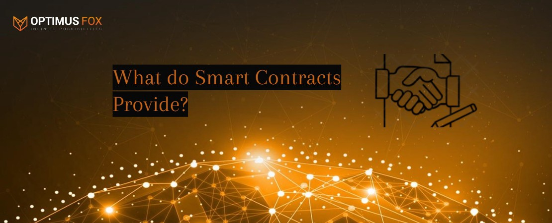 The blockchain technology that can help you make contracts when you buy something is done ...