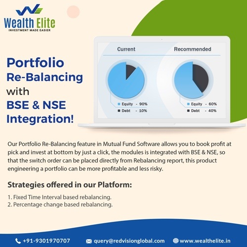 The facility of mandate helps advisors to get continuous investment from the investors whi...