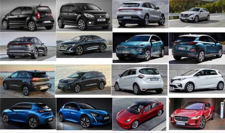 The purchase of an electric car is becoming more and more widespread. In July 2020 the tra...