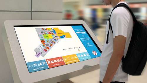 The report has segregated the interactive kiosk market based on product type, material, si...