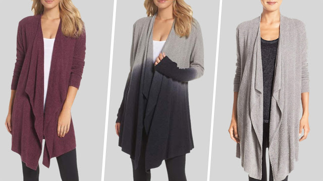 These cardigans can shield your customers from terrifying cold climate and can save them f...