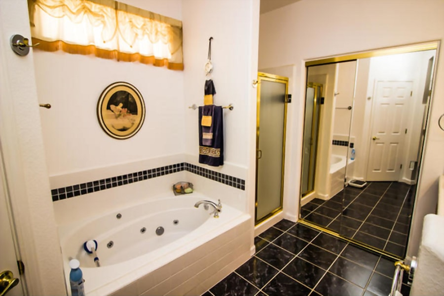Tile are a very common way of finishing the walls in remodeled and new baths as they are i...