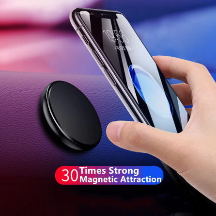 Universal Magnetic Phone Holder with Metal Plate   and Car Holder for iPhone Huawei, GPS M...